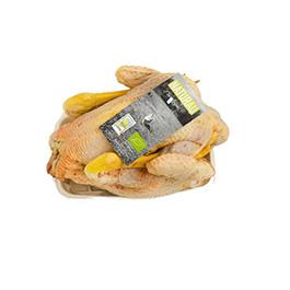 Pollo entero troceado en cuartos 3kg
