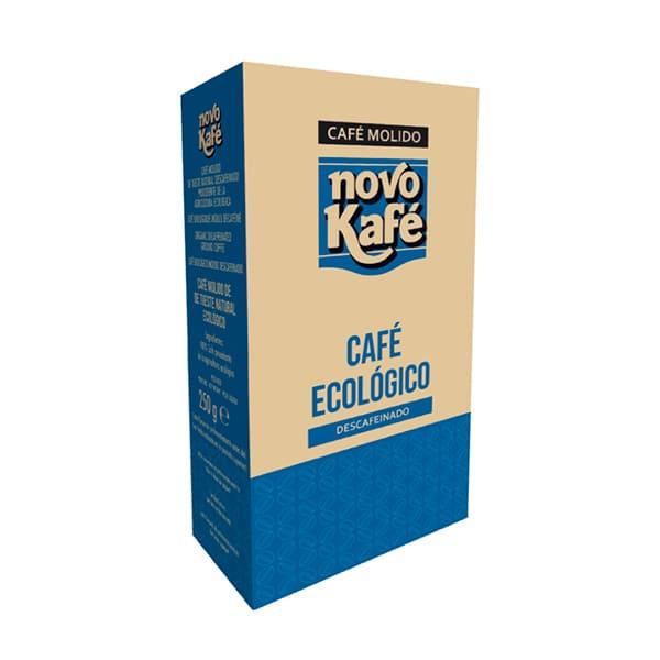 Café molido descafeinado 250g ECO
