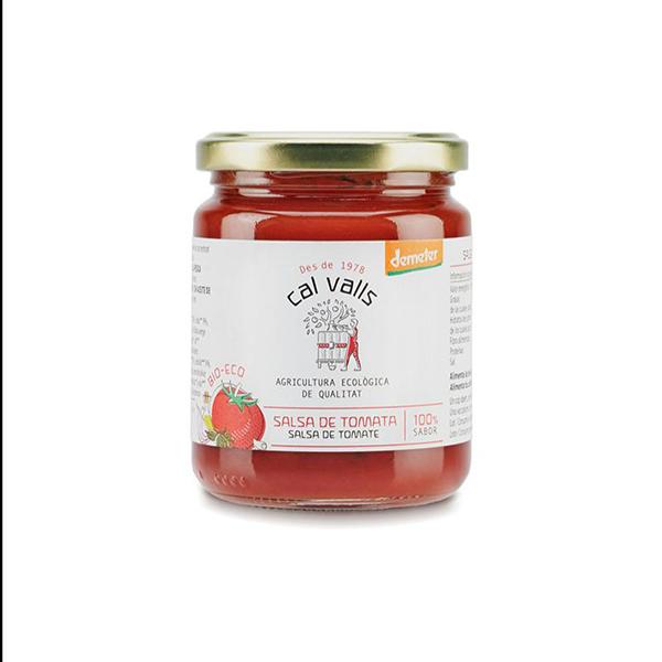 Salsa de tomate 270g ECO