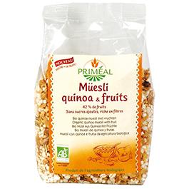 Muesli quinoa 375g ECO