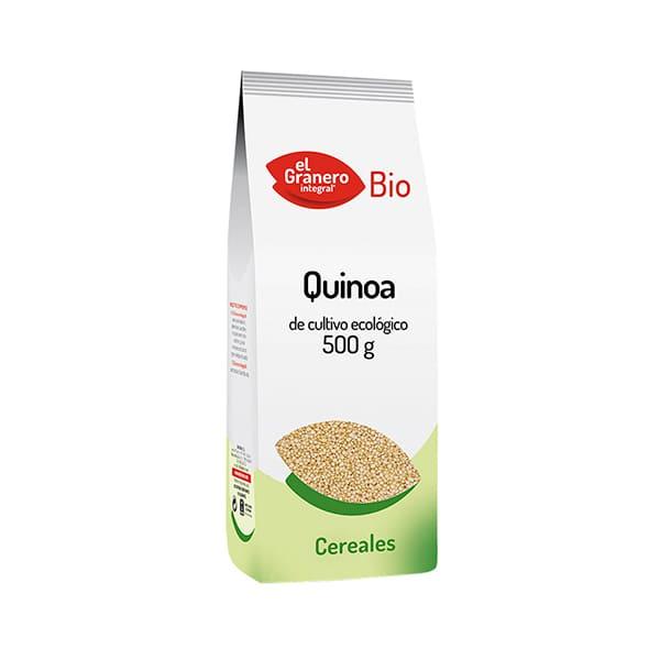 Quinoa en gra 500g ECO