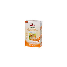 Papilla Cereales Int. Holle 250G Eco