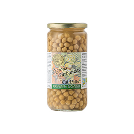 Cigrons Cuits 450g