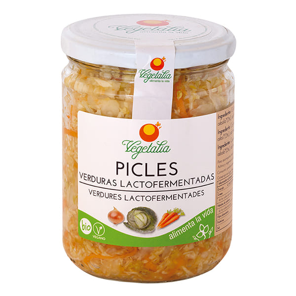 Picles variada 320g ECO