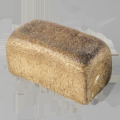 Pan de molde integral pequeño 400g