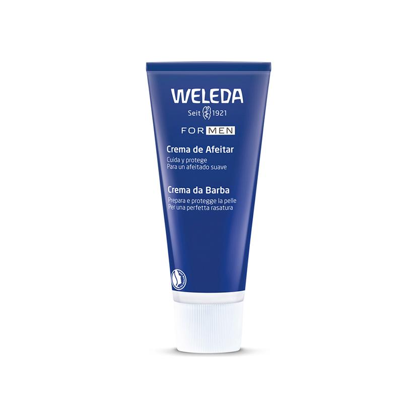 Crema de afeitar Weleda 75 ml ECO