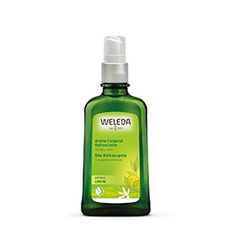Aceite corporal citrus 100ml ECO