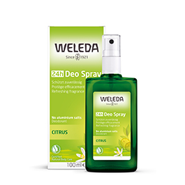 Desodorant Spray Weleda ECO