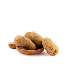 Patata blanca 1kg ECO
