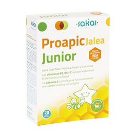 Jalea proapi junior 20x10mg