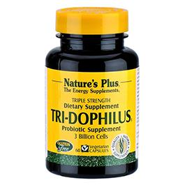 Tri-Dophilus Nature Plus 60