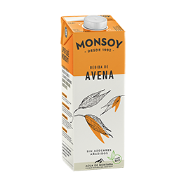 Bebida avena Monsoy ECO