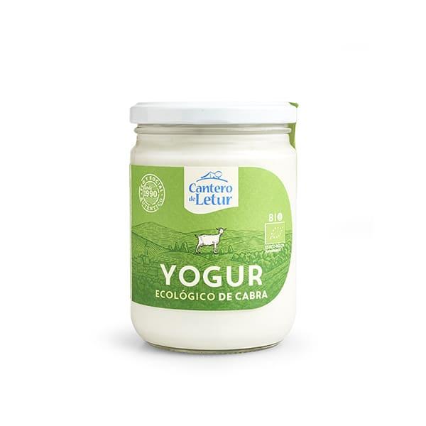 Yogurt de cabra 420g ECO