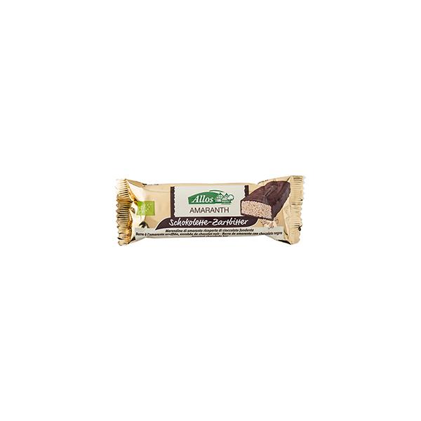 Barrita de chocolate y amara. ECO