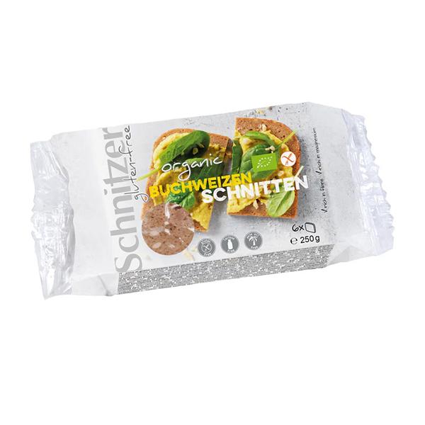 Pan de trigo sarraceno 250g