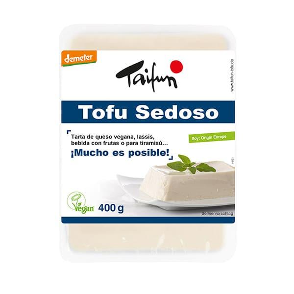 Tofu sedós 400g ECO