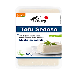 Tofu sedoso 400g ECO