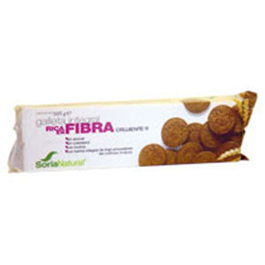 Galletas integrales con fibra 165g