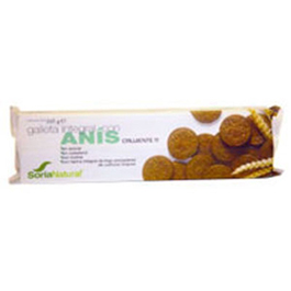 Galletas integrales de anís 165g