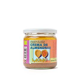 Crema almendra Monki ECO
