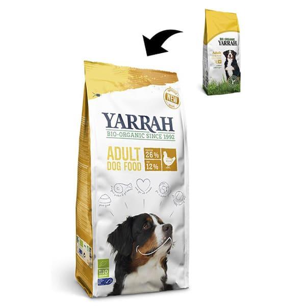 Pienso para perros de maíz 5kg