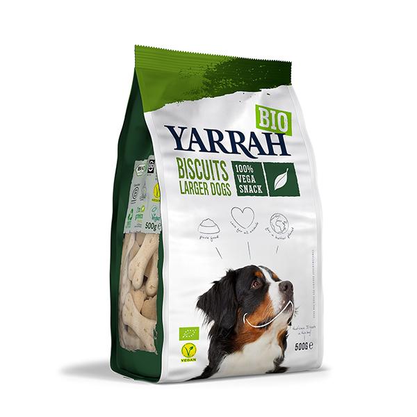 Galetes vegetals per a gossos 500g ECO