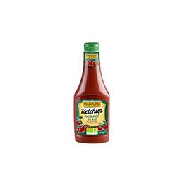 Ketchup con melaza de arroz 560g