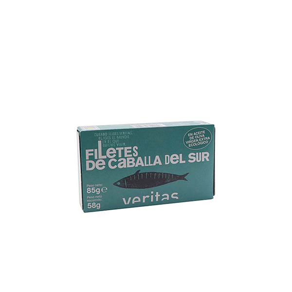 Filets de verat 53g ECO