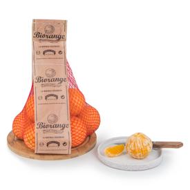 Bolsa de naranja mesa de 2 kg ECO