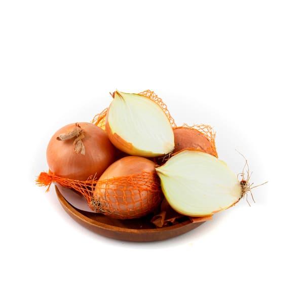 Cebolla seca malla 1kg ECO