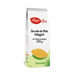 Sèmola de blat de moro 500g