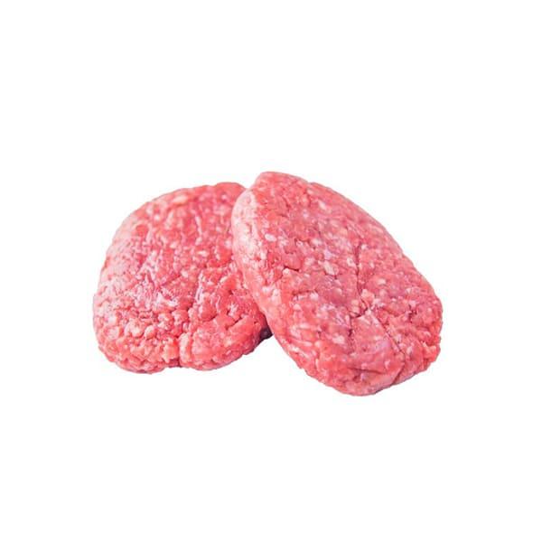 Hamburguesa de vedella 8% de grassa 300g ECO
