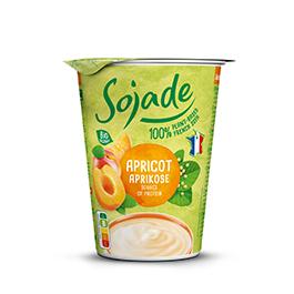Postre de soja con albaricoque 400g