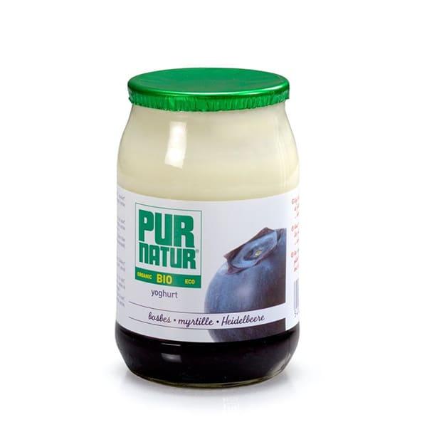 Yogurt con arándanos 150g ECO