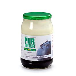 Yogurt con arándanos 150g