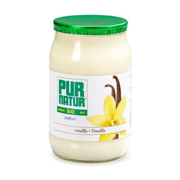 Yogurt de vainilla 150g ECO