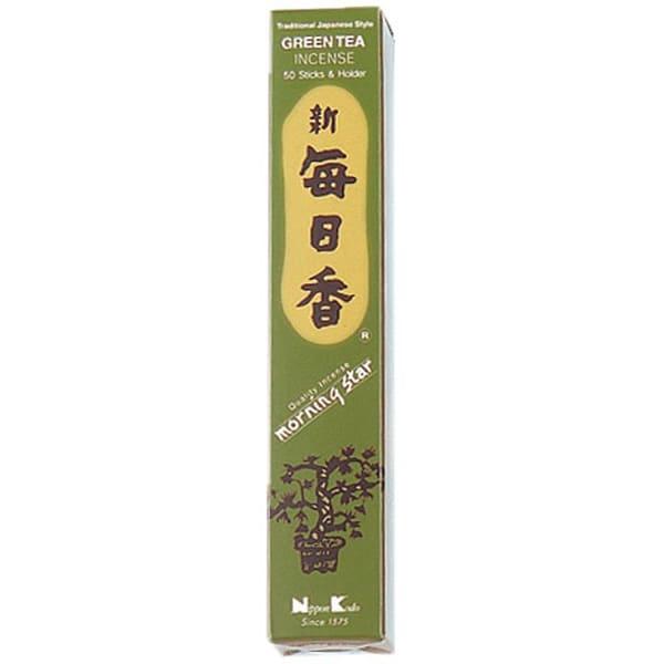 Incienso de té verde
