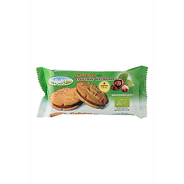 Galletas chocolate con avellanas 60g