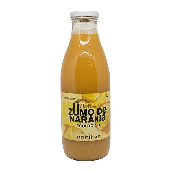 Zumo de naranja 1l ECO