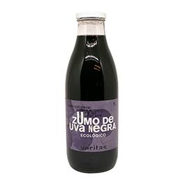 Zumo de uva negra 1l