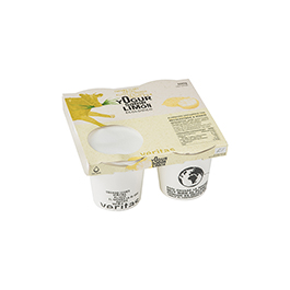 Yogurt de limón 4x125g ECO