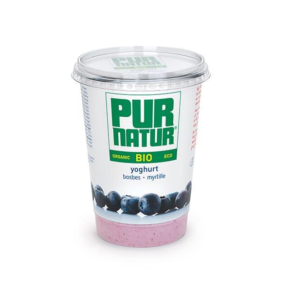 Yogurt con arándanos 500ml ECO