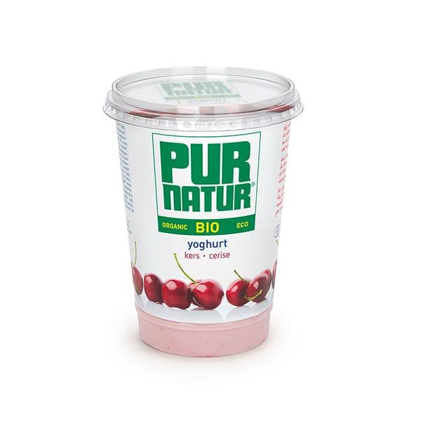 Yogurt con cereza 500ml ECO