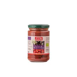 Salsa de tomate con berenjena 300g