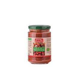 Salsa de tomate con verduras 300g