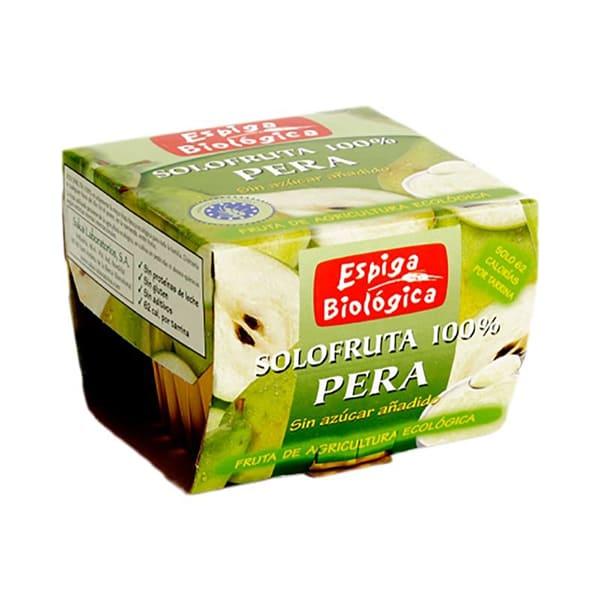 Solofruta de pera 2x100g