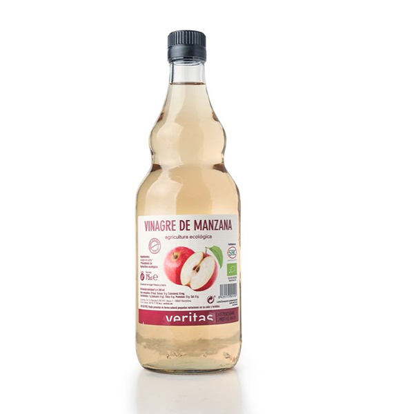 Vinagre de manzana 750ml ECO