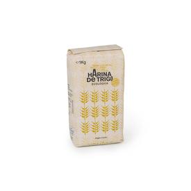 Harina blanca de trigo 1kg