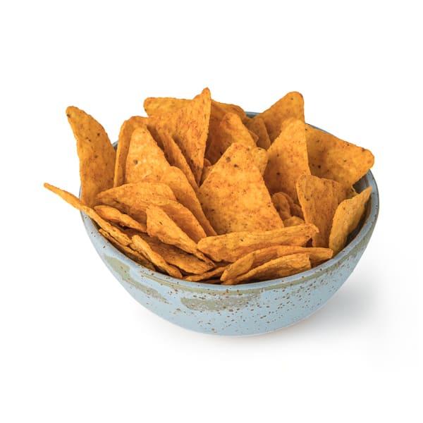 Nachos con paprika 125g