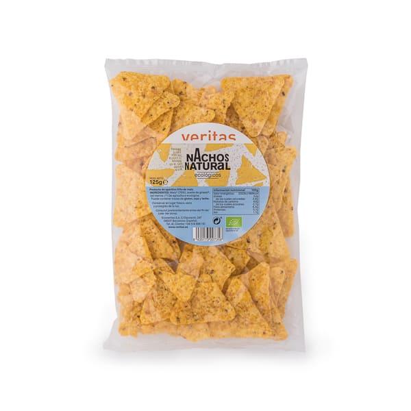 Nachos natural 125g ECO